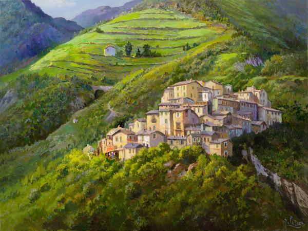 Il villaggio di Uscapatanga – di Nicola